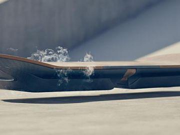 A Lexus tényleg megcsinálta? Íme egy működő légdeszka!