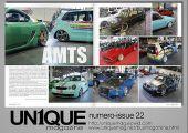 Magyar építés és terjedelmes AMTS körkép a friss UN1QUE magazinban.
