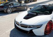 Minden idők legszebb BMW i8 VOSSEN videója, Miamiból.