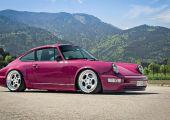 Mi is állhatna szebben egy patika módon rendbe rakott Porsche 964-esnek?
