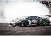 Láttál már Lamborghini Murcielagot... driftelni?!