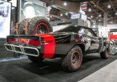 Megvan még a Furious 7 ejtőernyős jelenete? Így fest Vin Diesel Dodge Chargere testközelből.