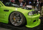 Ejnye, mi durván jól áll a Rocket Bunny a BMW E46-os kasztninak is..!