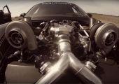 Nem nagyon van fokozat, amiben ne pörgetné el a gumikat: ez a Corvette 2.400 lóerős!