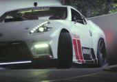 Az igen: tempós drift 1.000 lóerős Nissan 370Z-kkel egy elhagyott bevásálóközpontban!