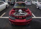 Nem a megszokott motor duruzsol ennek az S15-nek a kazánterében. Jelenleg a