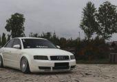 White Party: Audi A4 az Ultra's taliról.