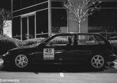 Kívül-belül a Kanjo hagyományok szerint épült Honda Civic