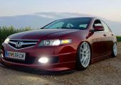 Coast Riders Honda Accord by Philipp