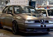 Fanat-X Alfa 155 Q4. Egy igazi ritkaság.