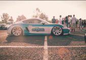 Afterfest. Az észak amerikai VW-Audi buli a Waterfest folytatása, amit nem egy hotelben, hanem versenypályán tartanak, különböző programokkal.