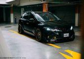 Nissan Murano mint építési alap? Igen! És milyen jó lett!