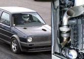 A világ legerősebb Volkswagen Golfja?