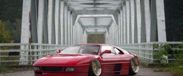 Stupid Low Ferrari Japánból. Vannak helyek, ahol semmi sem szent és mindent feláldoznak a stílus oltárán.