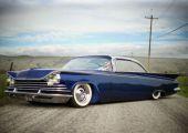 Egy kis különlegesség hétvégére. Teljesen átépített '59 Buick LeSabre. Ez tényleg egyedi! Jöhet a teljes videó!