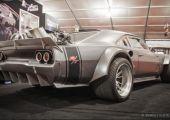 Fast & Furios 8 trailer még sehol, de Vin Diesel Chargere már itt van a SEMA Show-n!