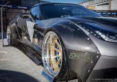 Nézzük csak meg ezt a karbon Corvette-et még egyszer!