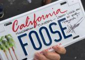 Kisorsoltuk a Chip Foose által dedikált rendszámot!