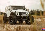 Vossen felnik Jeep Wrangler alatt? Mostantól ez is lehetséges!