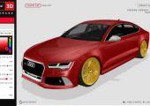 VOSSEN-ezd fel az autód és nézd meg az eredményt 3D-ben!