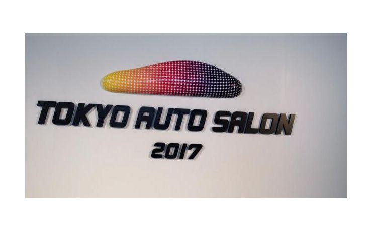 Tokyo Auto Salon 2017.