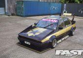 Boso Nissan Sunny!
