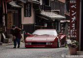 És itt van a következő rottyra rakott Ferrari!