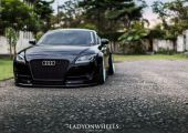 A tökéletes fitment nyomában. Audi TT Indonéziából.