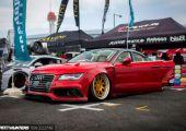 A komfortzónán túl - Audi A7