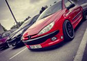 #fanpost - Dávid 206-os Peugeot-ja