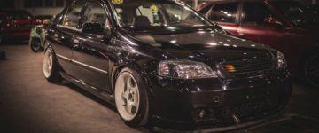 Nem hétköznapi Opel - Tibi G Astra