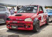 Nem egy tipikus pályagép - Subaru Vivio RX-R