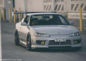Rutinmunka - Nissan Silvia S15