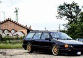 #spotted - Volkswagen Passat 1.9TDI Syncro