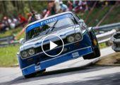 Ford Capri a portugál hegyi versenyen.