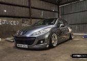 Csakis elegánsan! - Peugeot 207, Angliából
