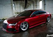 #napindító - Audi A7