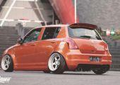 Suzuki Swift, Indonéziából, kimaxolva!