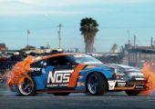 Chris Forsberg egy roncstelepen veret a Nissannal!
