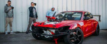Figyelem! Megosztó poszt következik ismét! Mazda RX-8, dízel motorral!