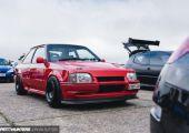Ó, azok a boldog 90-es évek! - Ford Escort RS Turbo újragondolva.