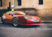 Ritkaság - Alpine GTA