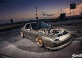 Kortalan szépség - Mazda RX-7 FC