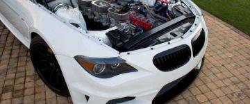 Dél-Afrikában messzire gurult a gyógyszer - Forgótárcsás motor a BMW-ben!