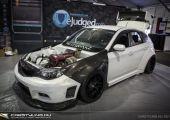 A legdurvább Subaru, amivel valaha is találkoztunk! - Billetworkz  WRX- GT-R hibrid