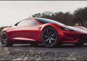 Elon Musk nem bír magával! - Tesla Roadster