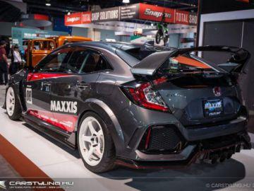 Evasive Motorsport Civic Type R