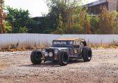 Iron Rat - Katonai Jeep újragondolva