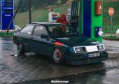 Low budget játszós - Ford Sierra