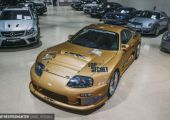 Top Secret Toyota Supra, 700 lóerővel, 1999-ből!